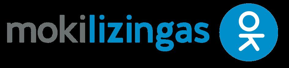Mokilizngas logotipas