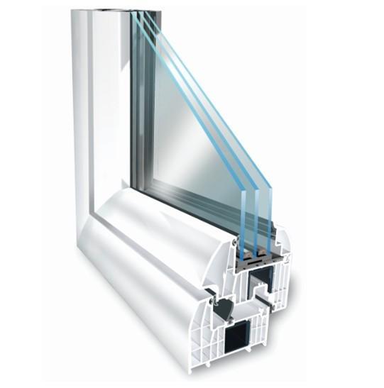 Geras variantas - plastikiniai langai